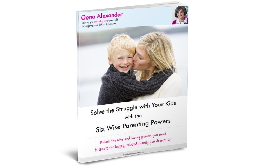 cover of guide Solve the Struggle with Your Kids