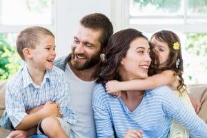 Positive parenting - happy children